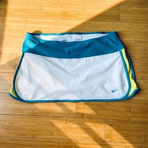Nike Running/ Tennis Skirt with shorts